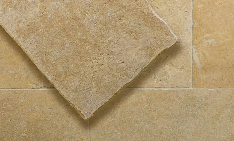 Audbourn limestone flooring