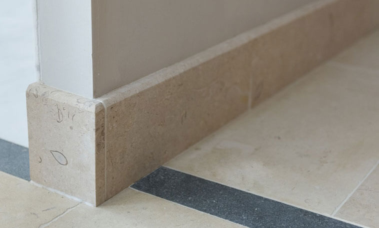 Limestone Skirting Board