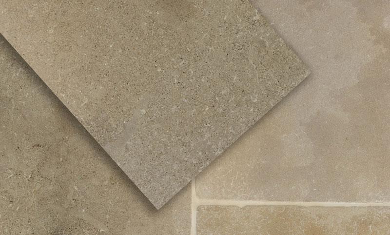 rocco buff limestone flooring