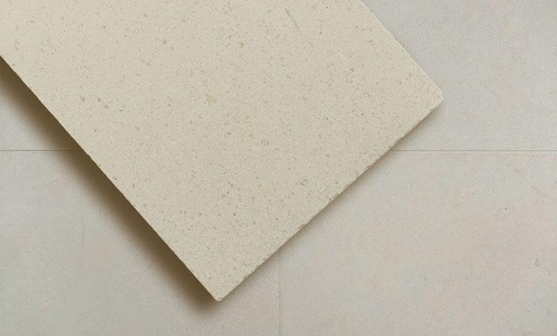 Rochelle limestone flooring