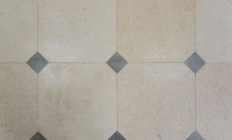 Walcott Octagonals Stone Flooring