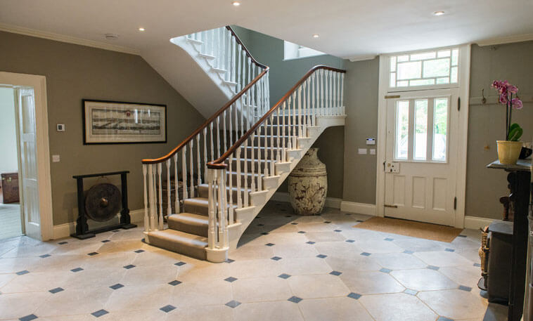 stamford stone interiors traditional stone flooring