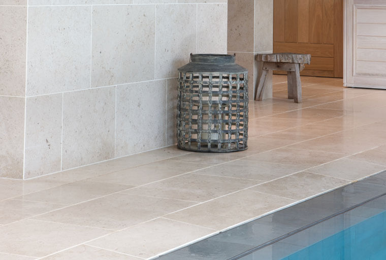 Tiles and Stone Flooring for Pool Areas
