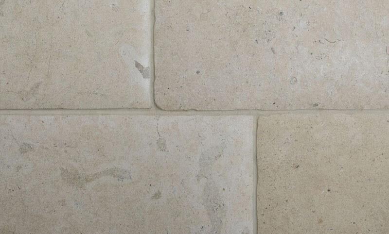 walcott aged limestone flooring