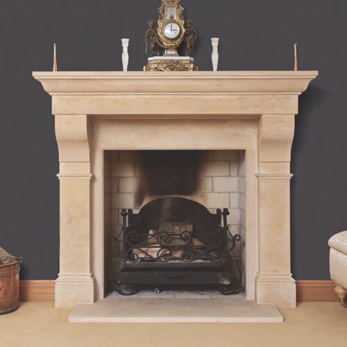 bespoke stone fireplaces