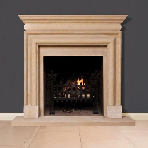 bainton fireplace