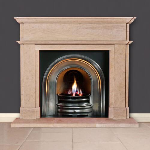 barnack fireplace