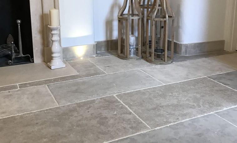 Bourgogne Stone Flooring living room 2