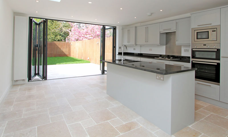 Hammersmith Stone Flooring kitchen
