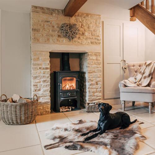 fireplaces bespoke limestone inglenook