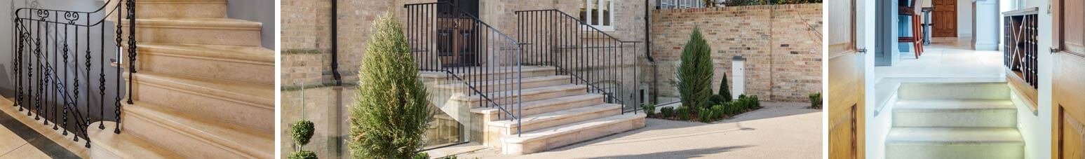 limestone staircases