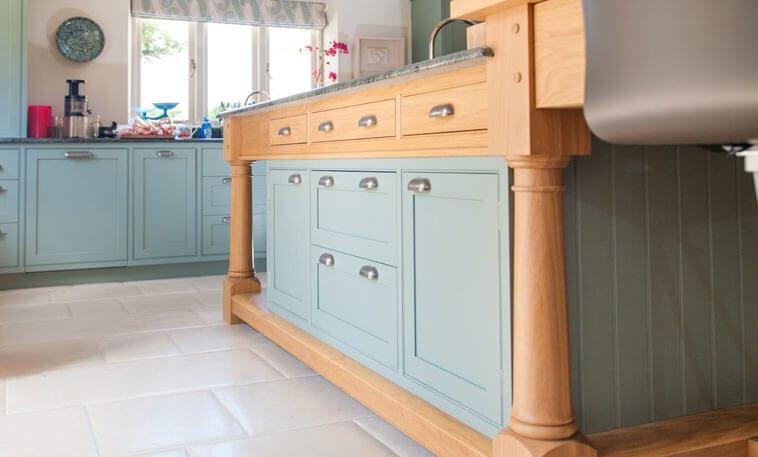 Walcott aged kitchen