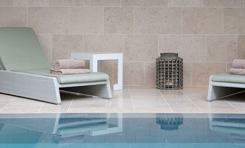 reims honed swimming pool