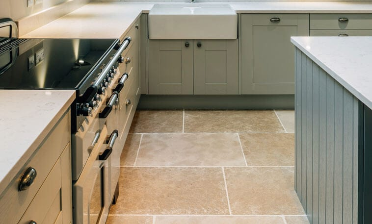 rocco buff limestone kitchen 2