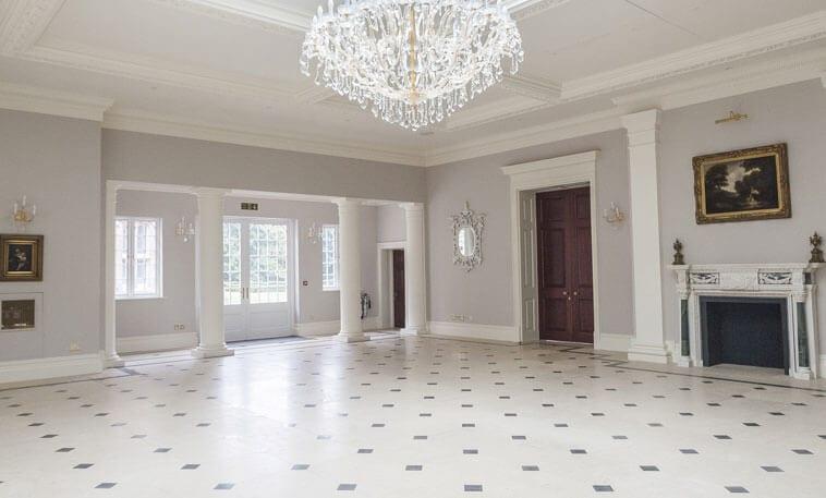walcott octagonal ballroom