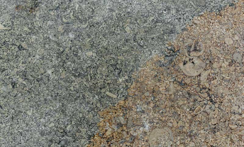 charlbury blue beige mix limestone flooring detail