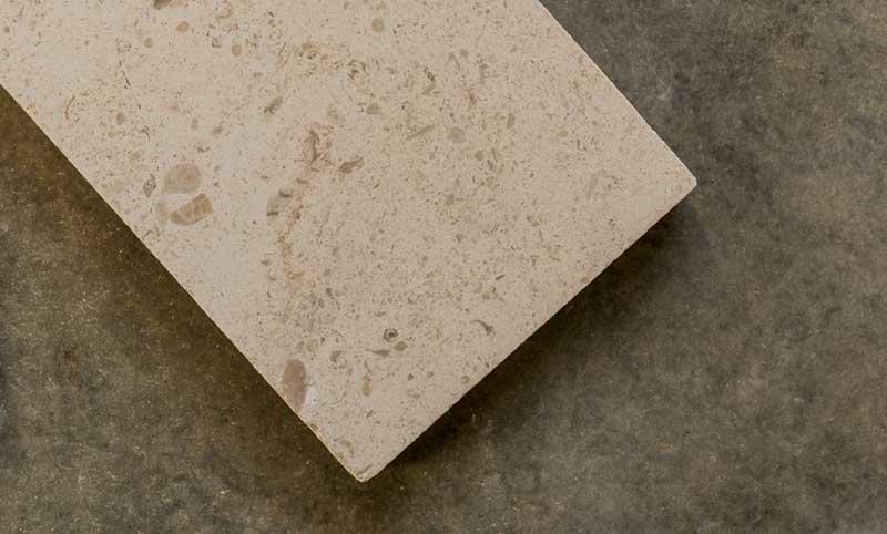 Reims limestone flooring tile