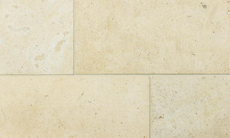 Walcott limestone flooring