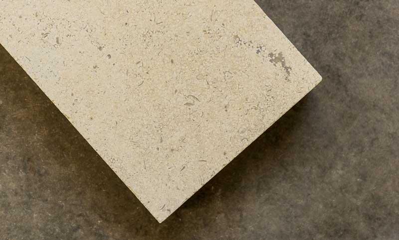 Walcott limestone flooring tile