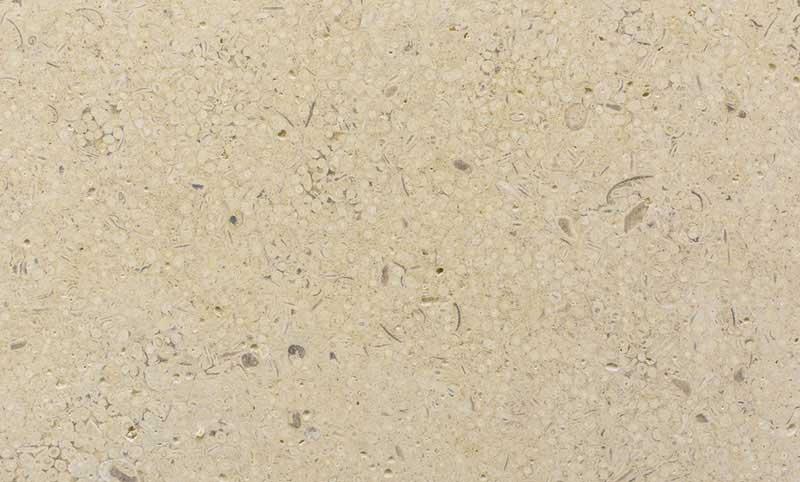 Walcott limestone flooring detail