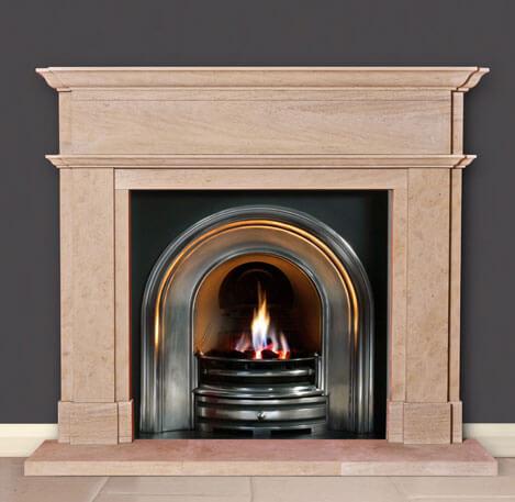 barnack fireplace 1