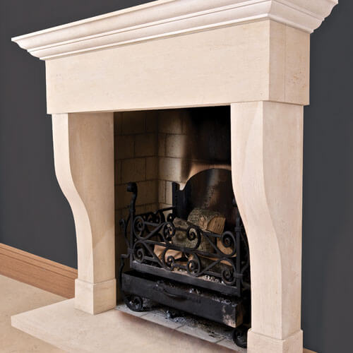 burghley fireplace 3