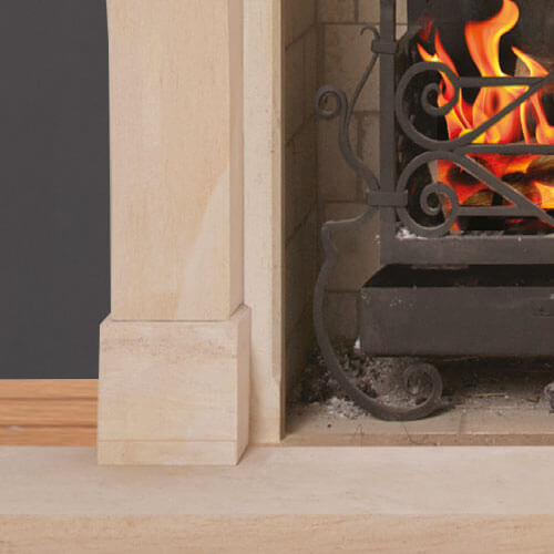 burghley fireplace 4