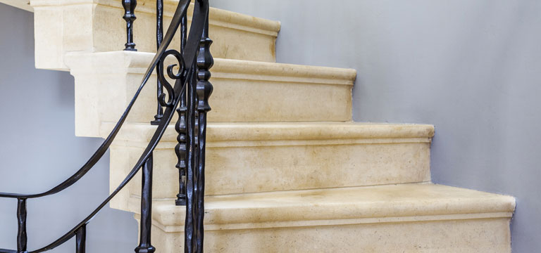 stone staircases advantages