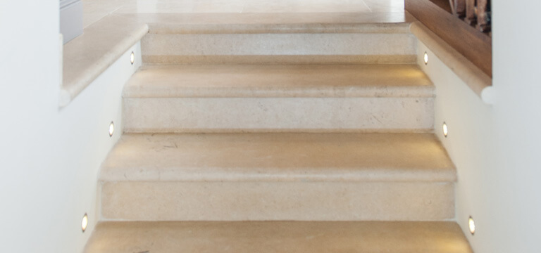stone staircases fireproof soundproofing