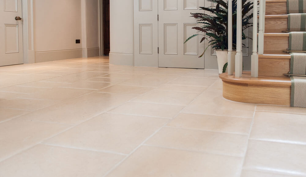 underfloor heating natural stone flooring