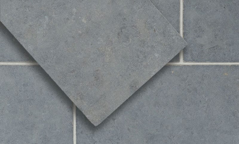 heritage ash limestone paving
