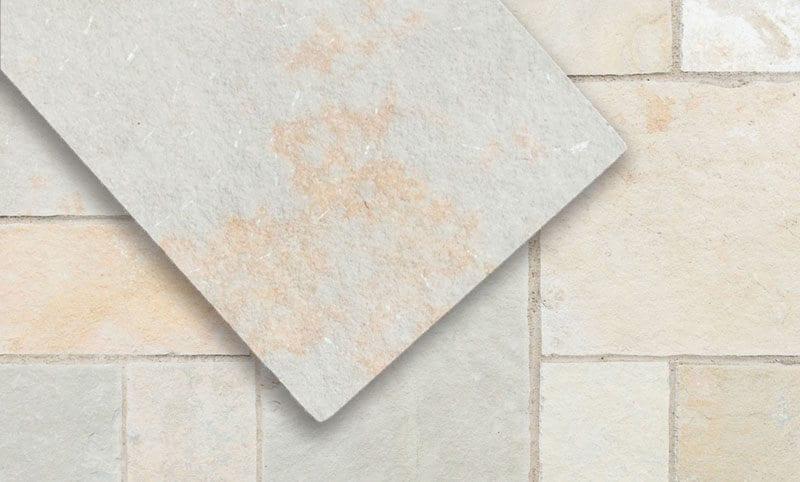 heritage holden opus limestone paving
