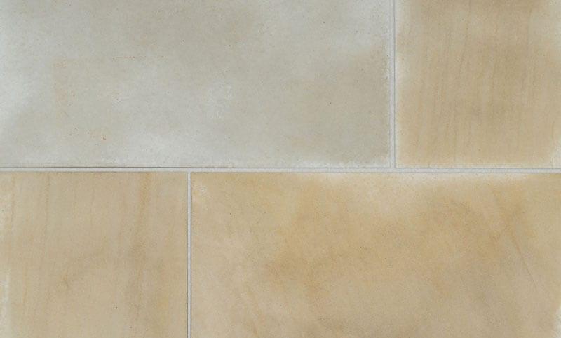 whitton limestone paving pattern