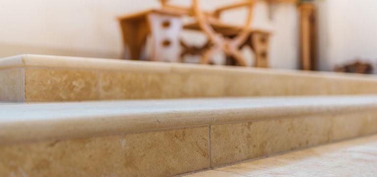 interior limestone flooring
