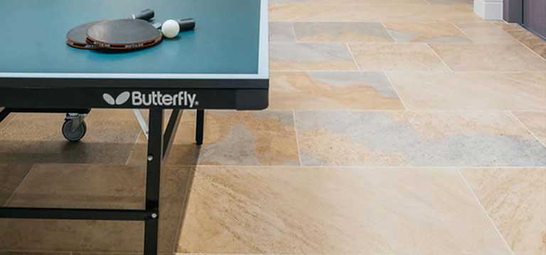 refurbish limestone floors